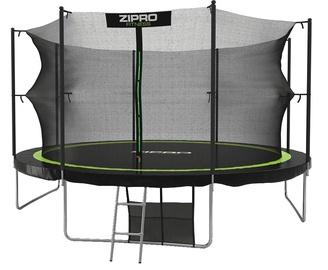 Zipro Trampoline 374cm with Internal Net + Shoe Bag