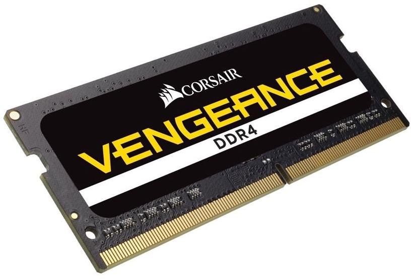Corsair Vengeance 16GB 2400MHz CL16 DDR4 SODIMM CMSX16GX4M1A2400C16