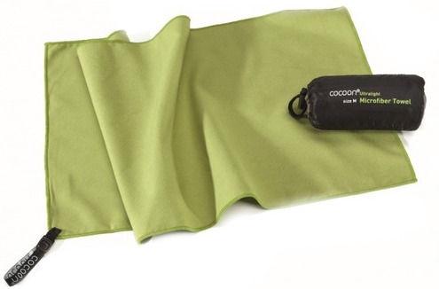 Cocoon Microfiber Towel Green L
