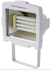 Helicon Flood Light 045166 White