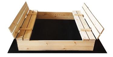 Песочница 4IQ, 140x140 см
