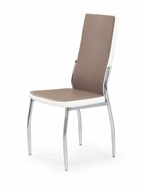 Söögitoa tool Halmar K210 Cappuccino/White