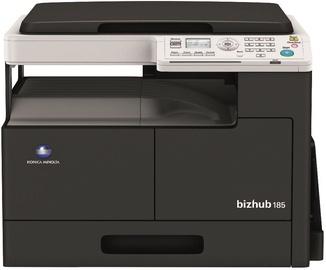 Multifunktsionaalne printer Konica Minolta bizhub 185, laseriga