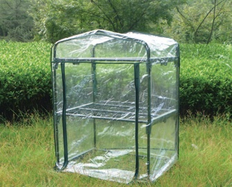 SN 200122S Greenhouse With 2 Shelves 69x49x95cm