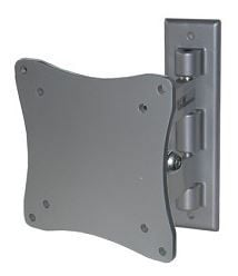NewStar Wall Mount For LED/LCD 10-27'' Silver