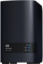 Western Digital My Cloud EX2 Ultra 6TB Black