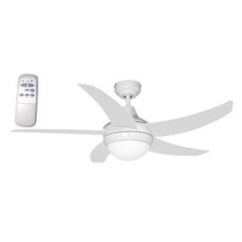 Светильник с вентилятором SC52-WHT-N5W1DIS, E14, 2x40Вт