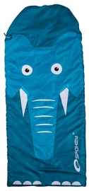 Magamiskott Spokey Sleepyzoo 837196 Blue, 145 cm