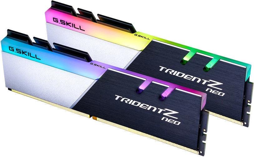 Operatiivmälu (RAM) G.SKILL Trident Z Neo F4-3600C16D-32GTZNC DDR4 32 GB