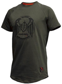 Thorn Fit Wings T-Shirt Green L