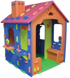 Netcentret Skum Playhouse With Terrace & Chimney