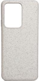 Screenor Ecostyle Back Case For Samsung Galaxy S20 Ultra Oak White