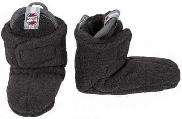 Lodger Fleece Booties BotAnimal Raven 12-18m