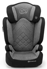 Автомобильное сиденье KinderKraft Xpand Isofix Grey, 15 - 36 кг