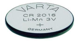 Varta Proffesional Electronics Lithium Tablet Battery CR2016