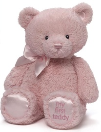 Pehme mänguasi Gund My First Teddy Pink, 38 cm