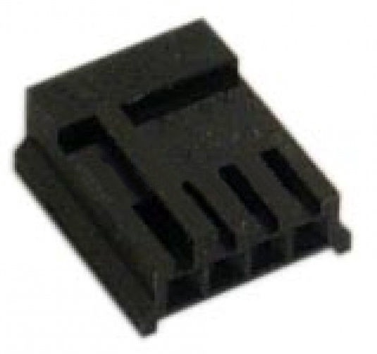 AC Ryan Floppy Power Connector Pure Black