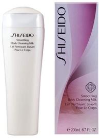 Молочко для тела Shiseido Smoothing Body, 200 мл
