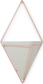 Umbra Trigg Large Wall Display Copper