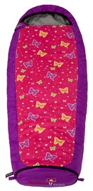 Gruezi Bag Kids Grow Butterfly Sleeping Bag Left Zipper
