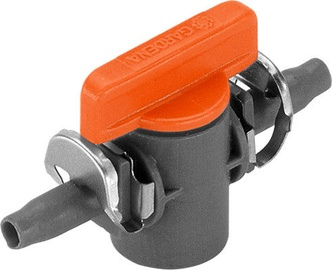 """Gardena Micro-Drip-System Shut-Off Valve 4.6mm 3/16"""""""