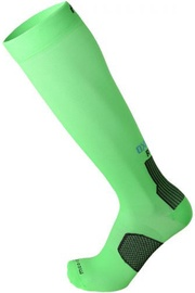 Mico Long Running Socks Light Oxi Jet Green 41-43