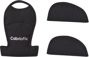 Maxi Cosi Cabriofix Belt Pads Black