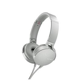 Kõrvaklapid Sony MDRXB550APW.CE7