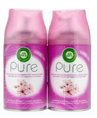 Air Wick Fresh Matic Pure Cherry Blossom 2x250ml Refill