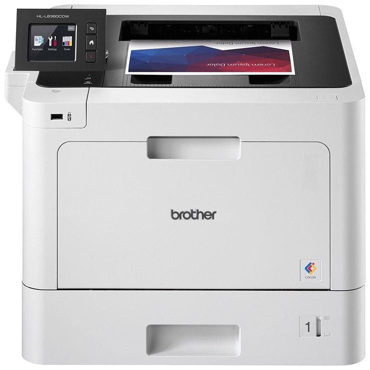 Laserprinter Brother HL-L8360CDW, värviline