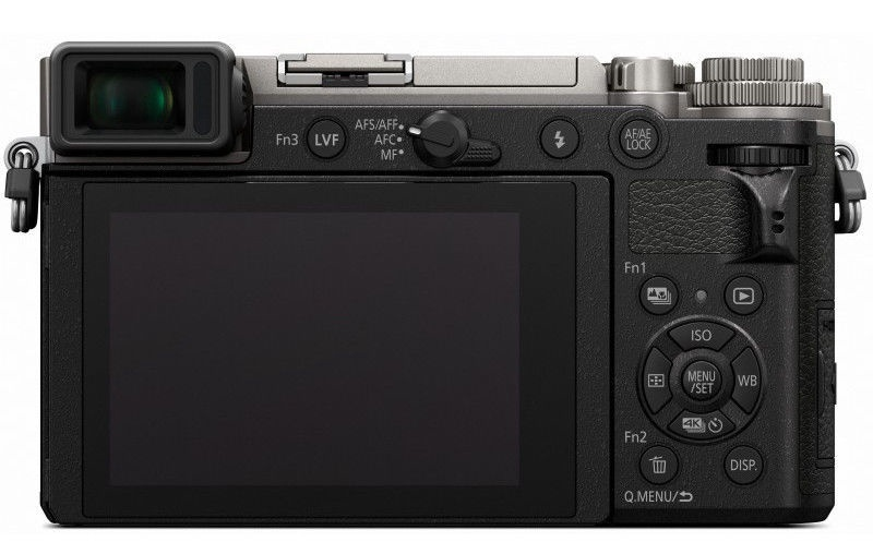 Panasonic LUMIX DC-GX9NE + 14-42 mm Black/Silver