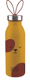 Aladdin Zoo Water Bottle 0.43l Stainless Steel Dog