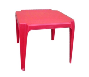 Diana Baby Table Red