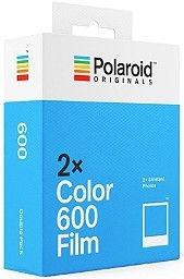 Polaroid Color 600 Film 8x2