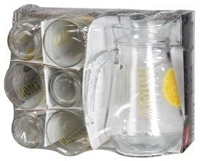 Super Value Lemon Set 230ml 6pcs