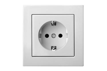Liregus Epsilon IKL16-204-01 E/B Socket White