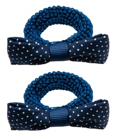 Titania Hair Bands 2pcs Blue