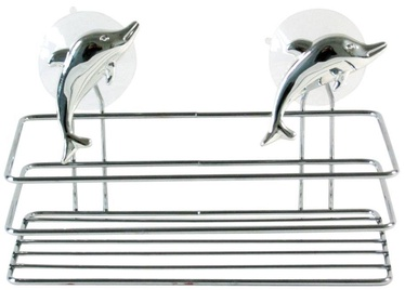 Top Star Wall Basket Dolphin