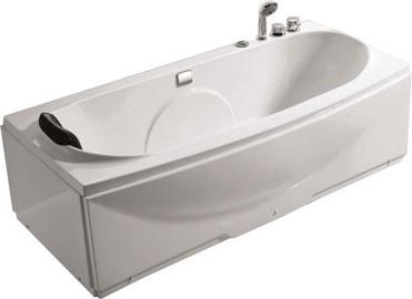 Vento FC-315A.R Acrylic Bath With Mixer 1700x750x580 Right