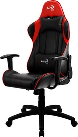 Aerocool AC100 Air Gaming Chair Black/Red