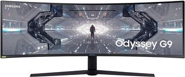Монитор Samsung Odyssey G9 LC49G95TSSUXEN, 49″, 1 ms