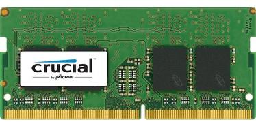 Crucial 4GB 2400MHz DDR4 CL17 SODIMM CT4G4SFS824A