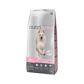 Kuivtoit koertele Nutrilove Sensitive, lambalihaga, 3 kg