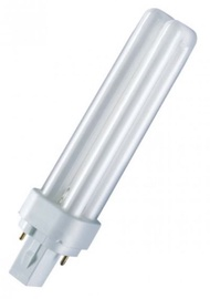Osram Dulux D Lamp 10W G24d-1 Warm White