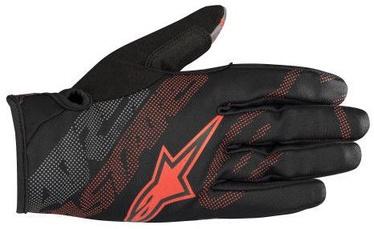 Alpinestars Stratus Glove Black/Red L