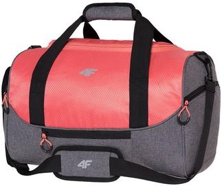4F Sport Bag H4L18 TPU007 Black/Coral