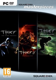 Thief Triple Pack: The Dark Project, The Metal Age and Deadly Shadows PC