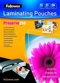 Fellowes Laminating Pouch A4 250µ 100pcs