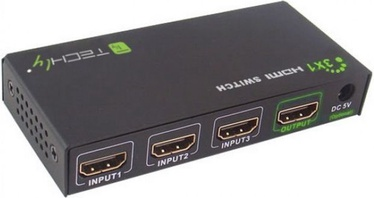Techly HDMI switch 309913
