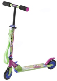 Spokey Snurr Scooter 922007 Green/Pink